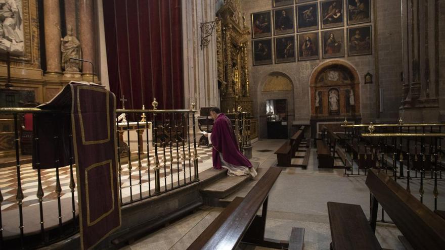 Las Edades del Hombre asesora a las parroquias de Castilla y León de cara a la reapertura de los templos