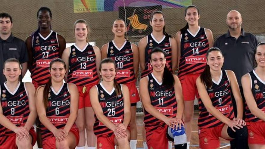 El Citylift GEiEG Uni jugarà els vuitens de final del Campionat d'Espanya júnior