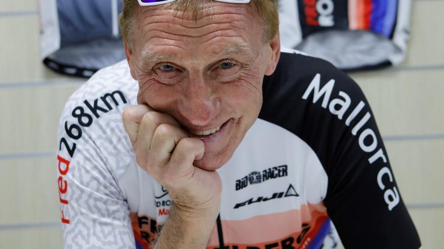 Fred Rompelberg, der rastlose Rekordjäger