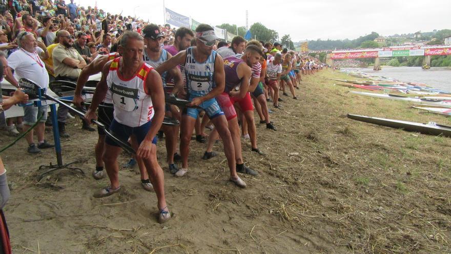 El Descenso Internacional del Sella-2021, en compás de espera, con los deportistas esperando que la fiesta no lastre la competición