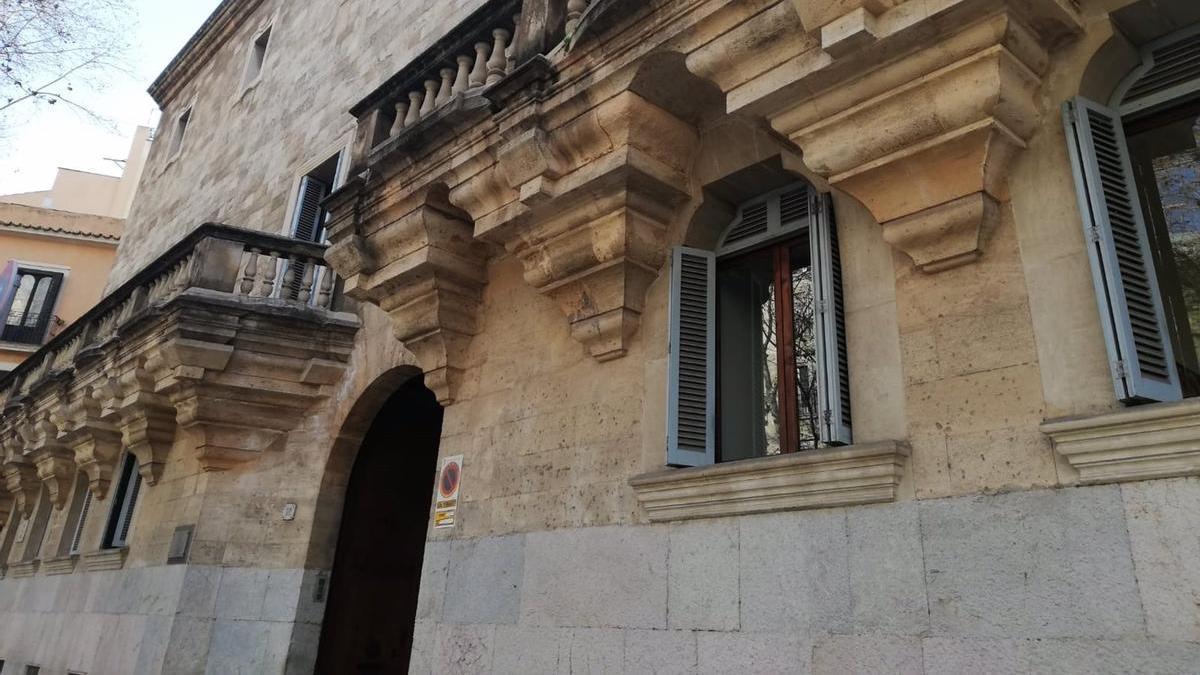 Sede de la Audiencia Provincial de Baleares