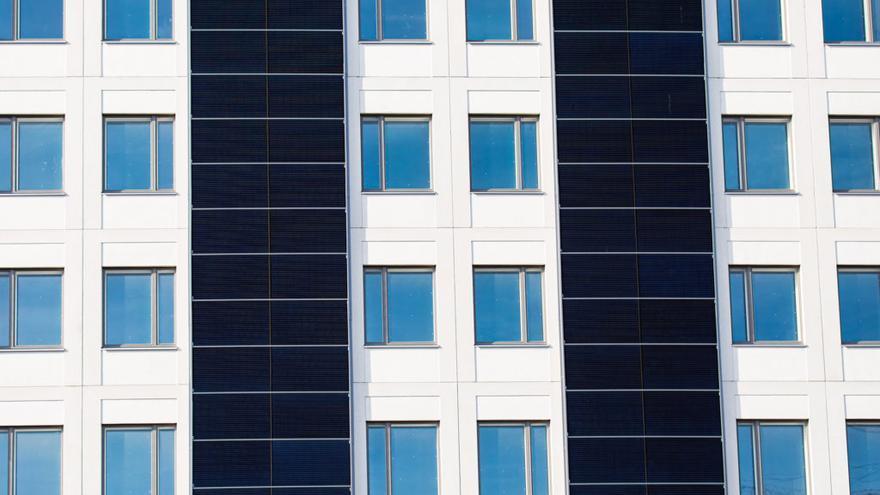 BBVA impulsa la rehabilitación energética de edificios en España y firma un protocolo con el IDAE