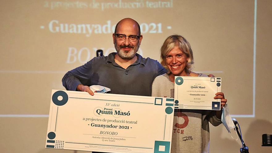 Premi Quim Masó per a un espectacle inspirat en els atemptats del 17 d'agost