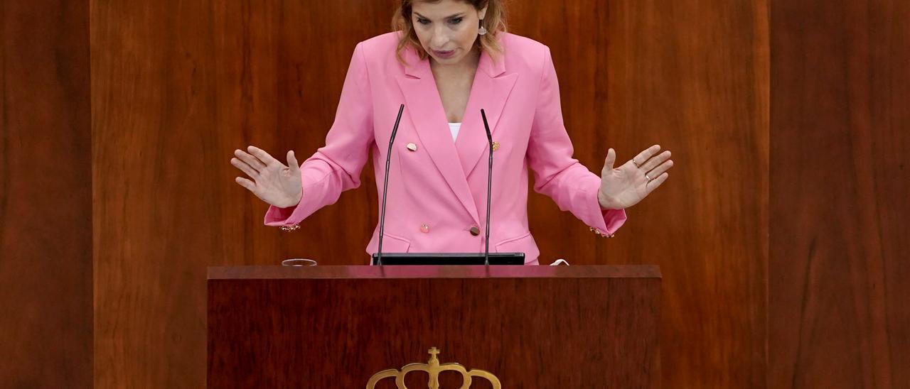 Ayuso, reelegida presidenta de Madrid con los votos de Vox