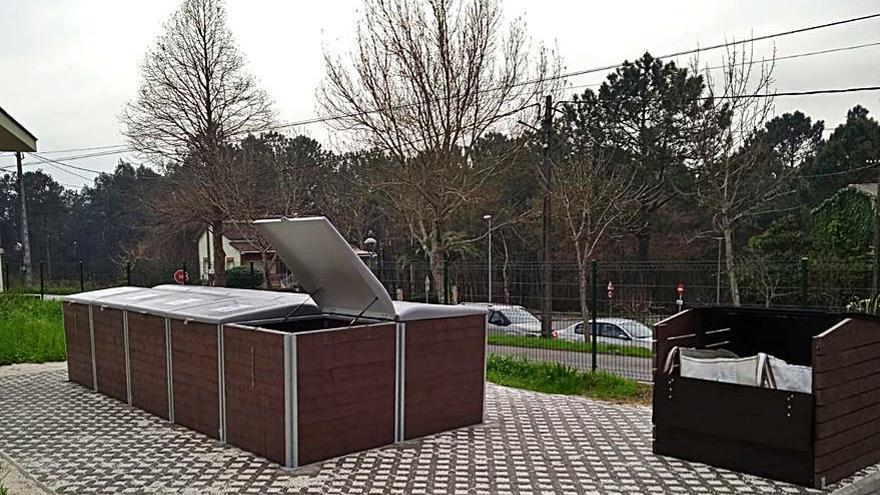 Nuevos composteros para los grovenses