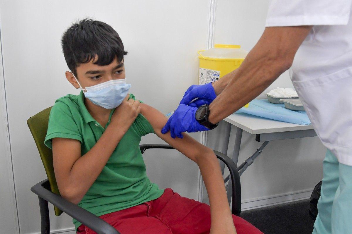 Jornada de vacunación para mayores de 12 años (2/8/2021)