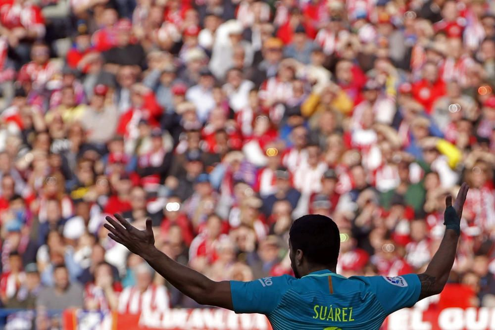 Liga: Atlético de Madrid - Fútbol Club Barcelona