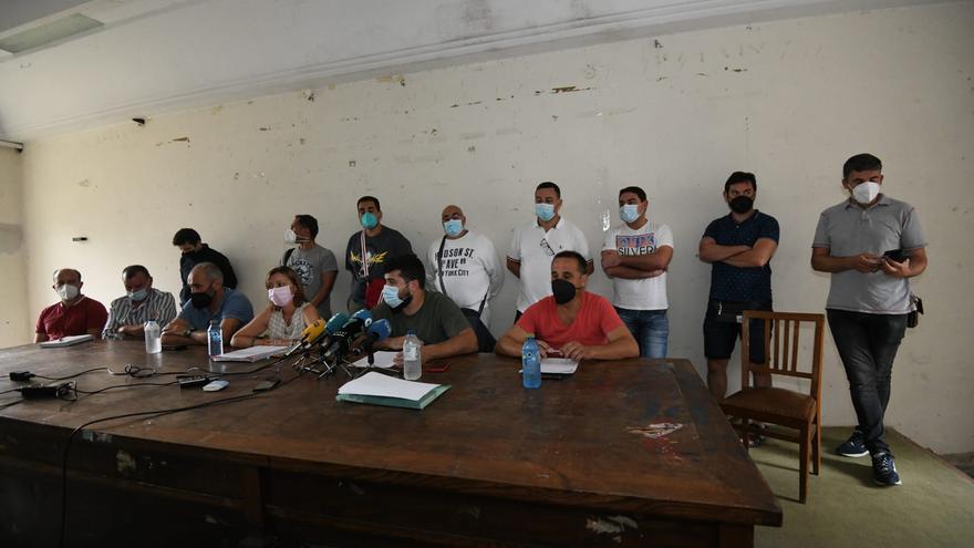 Los trabajadores exigen la reactivación de la mesa de Ence y anuncian nuevas movilizaciones
