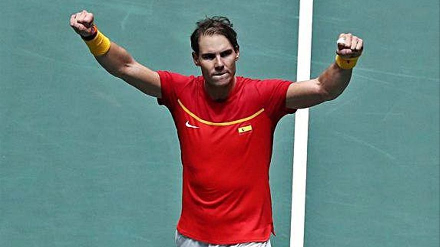 Canadà, primer classificat per a quarts a la Copa Davis