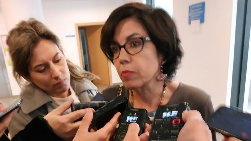 La juez Pilar de Lara lleva al Constitucional su salida del Juzgado número 1 de Lugo