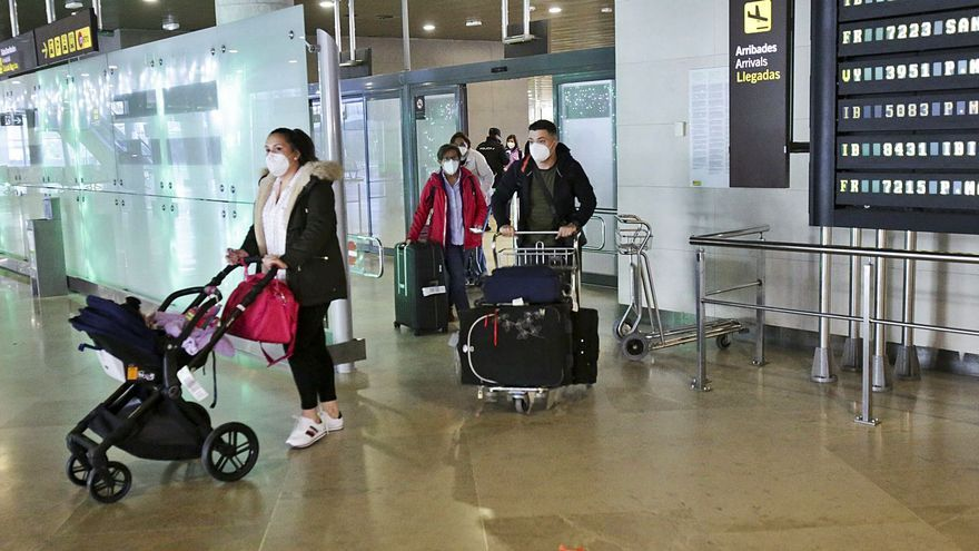 La C. Valenciana recibe más turistas extranjeros que Madrid hasta febrero
