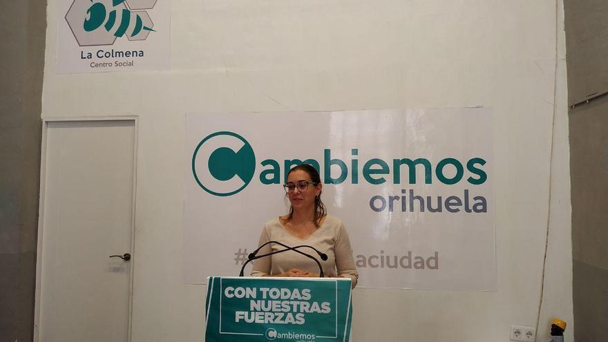Cambiemos Orihuela presenta al pleno medidas para promover y cuidar de la salud mental de los vecinos del municipio