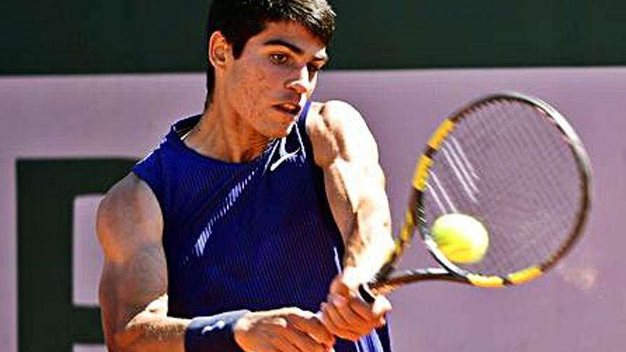 Carlos Alcaraz jugará en Mallorca tras ser invitado a Wimbledon