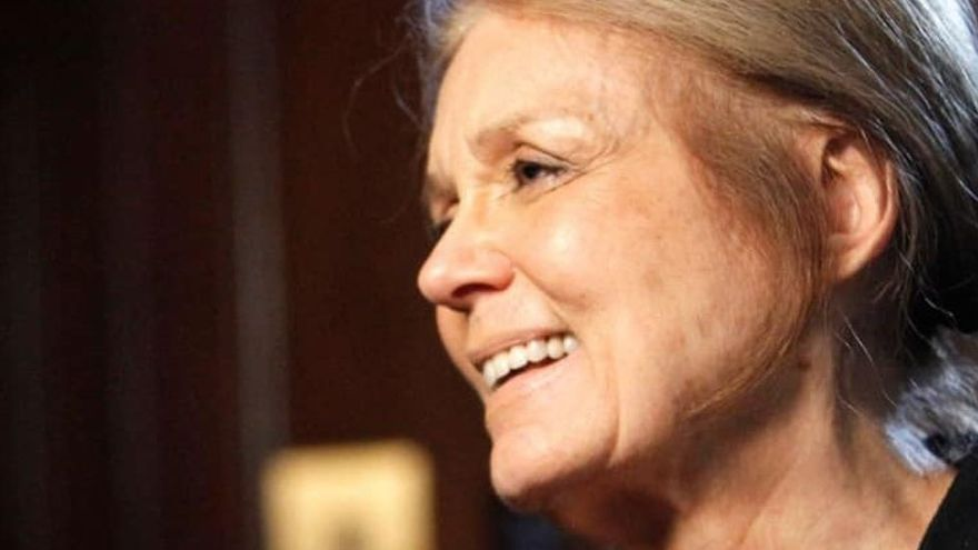 """Gloria Steinem: """"Estoy deseando que nos reunamos en celebración y comunidad"""""""