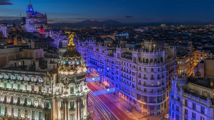 Madrid no es un paraíso