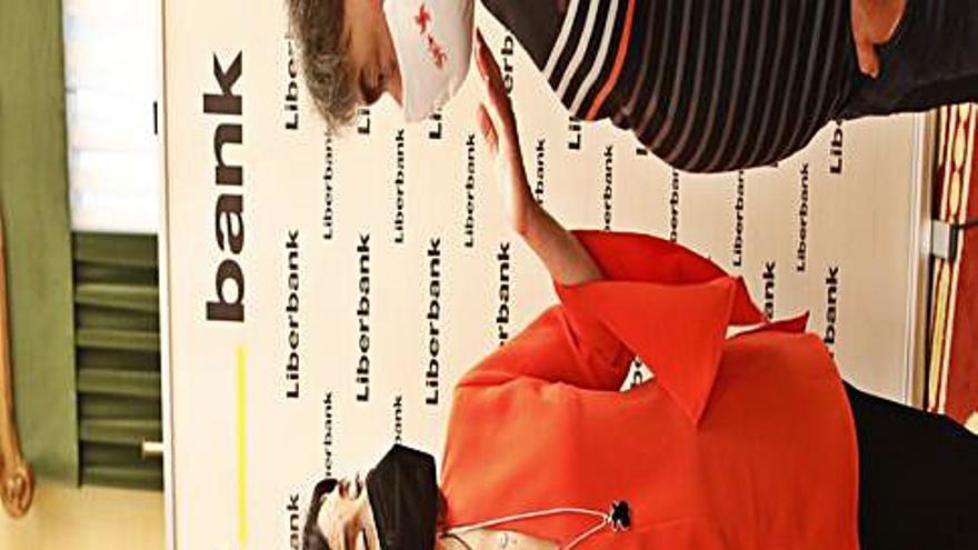 Liberbank patrocinará 22 becas para deportistas de 12 a 16 años