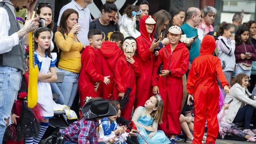 Cabalgata Infantil del Carnaval de Las Palmas de Gran Canaria 2020