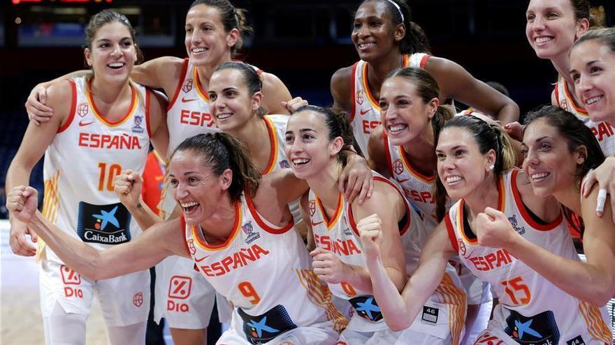 España sella el pase a semifinales con una lección defensiva