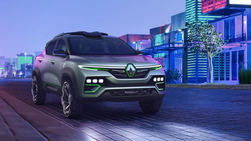 Renault presenta el Kiger, un pequeño SUV para revolucionar el mercado indio