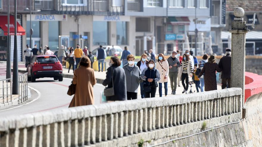 Pontevedra termina febrero con un ligero aumento de la presión hospitalaria