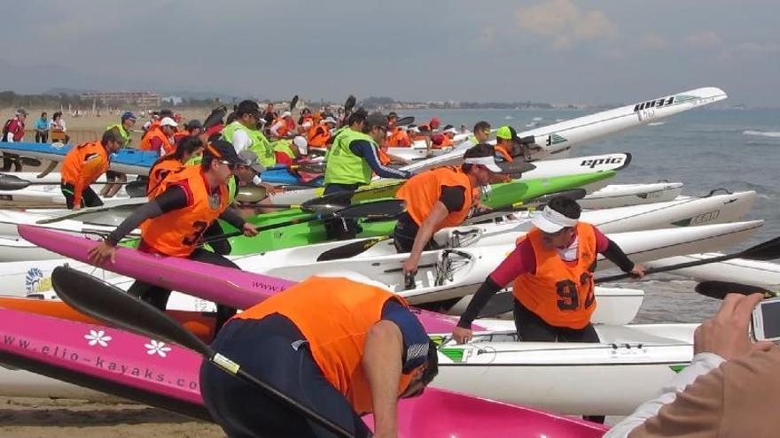 La Vila Joiosa, capital europea del kayak de mar