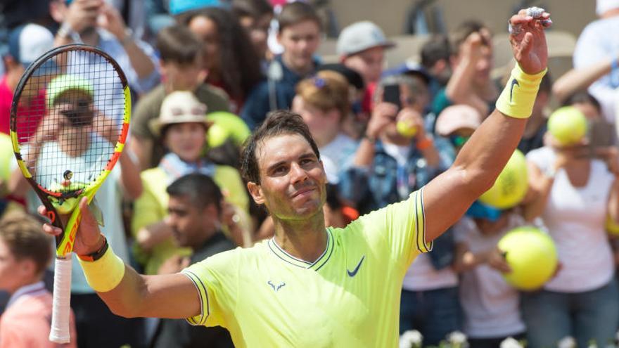 Nadal conquereix el seu dotzè títol de Roland Garros