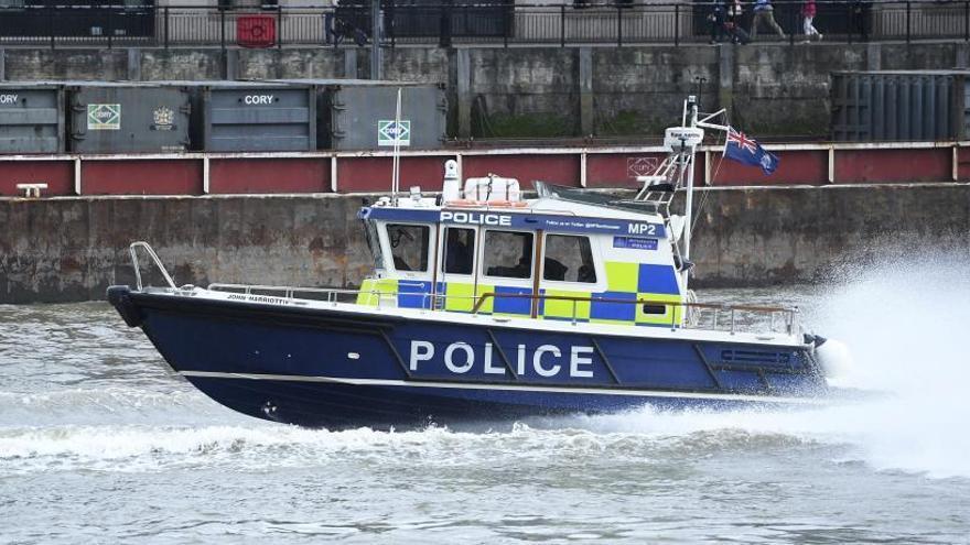 Troben un cadàver al Tàmesi que eleva a vuit els morts en l'atemptat de Londres