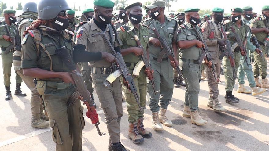 Secuestrado un grupo de niñas en un nuevo ataque contra una escuela en Nigeria