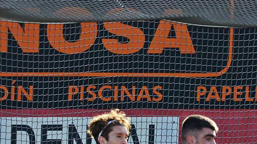 Aitor Díaz ajusticia a la UD Ourense