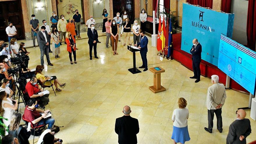 Universidades y museos se suman al octavo centenario de Alfonso X