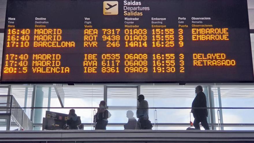 Vigo: 21 días sin ningún vuelo a Barcelona