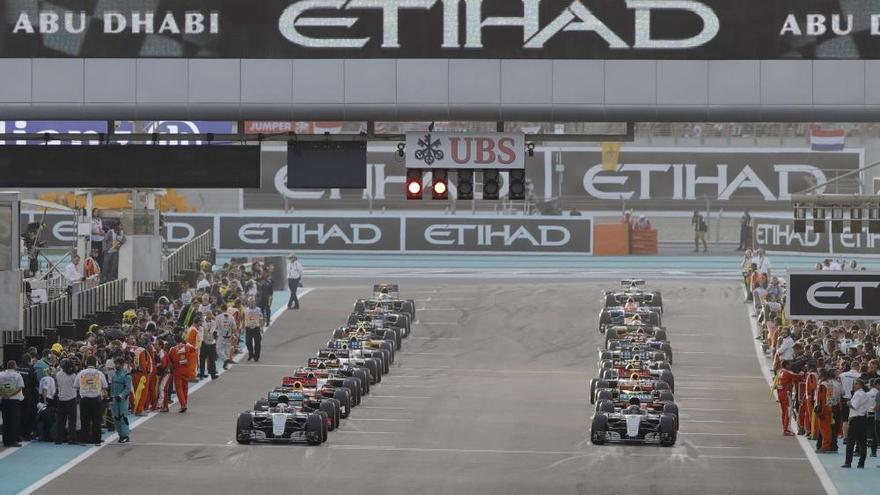 Rosberg conquista su primer Mundial de Fórmula 1
