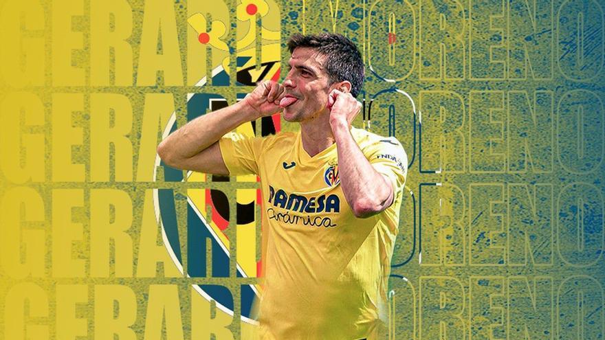 Oficial: Gerard Moreno renueva hasta 2027