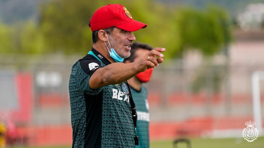 """Luis García: """"Ganar en Almería fue un subidón por muchos motivos, pero solo fueron tres puntos"""""""