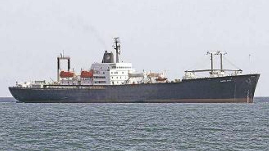"""US-College-Schiff """"Empire State"""" liegt im Hafen von Palma"""
