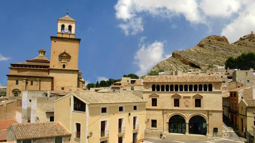 El Ayuntamiento de Jumilla prepara un plan para proteger su Conjunto Histórico Artístico