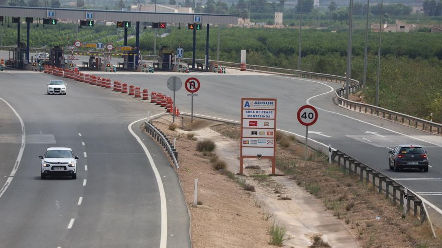 Los alcaldes de Orihuela, Torrevieja y Pilar piden la gratuidad de la autopista de peaje hacia Cartagena