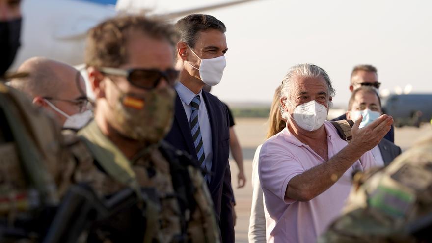 España da por finalizada su misión de evacuación en Afganistán