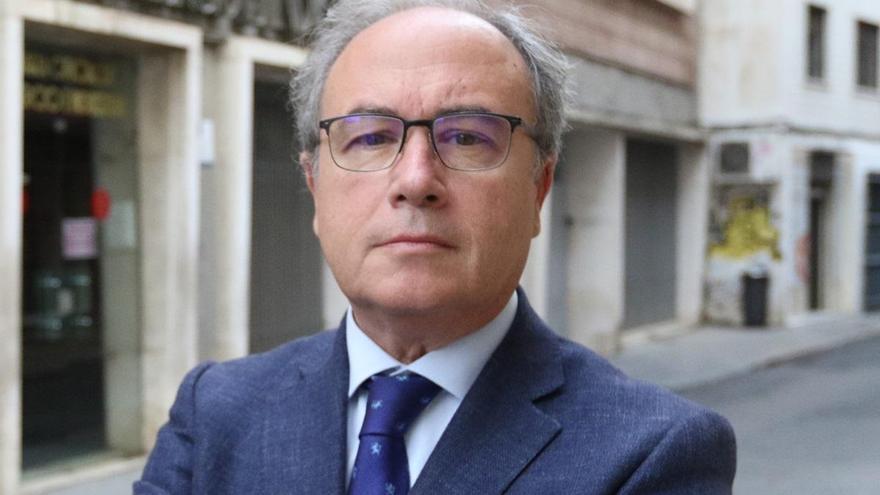 Antonio Díaz: «Debemos promocionar el comercio minorista con innovación»