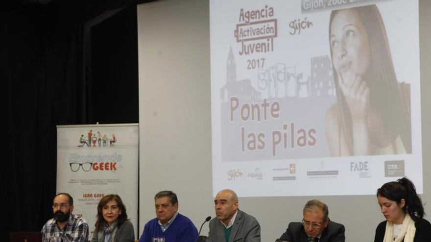 ¿Ni trabajas ni estudias? La Agencia de Activación Juvenil puede ser tu alternativa en Gijón