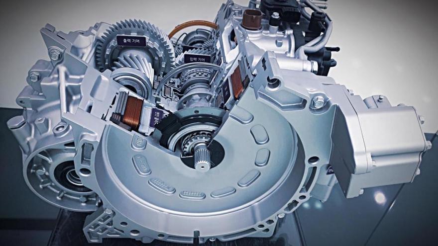 Hyundai crea el primer Control Activo de cambios para híbridos del mundo