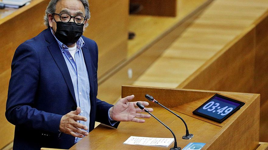 El PSPV se revuelve contra Oltra tras defender a los sindicatos contrarios a la empresa de salud