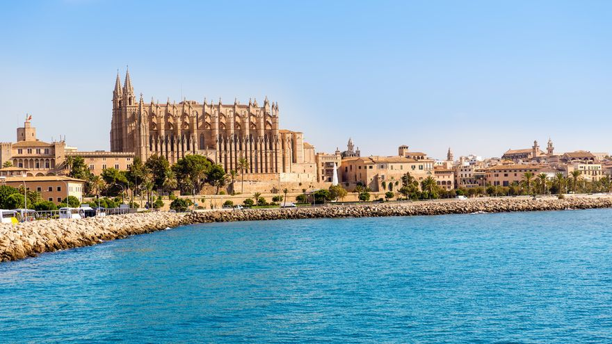 'The Sun' sitúa Palma entre las 21 mejores ciudades del mundo en turismo de fin de semana