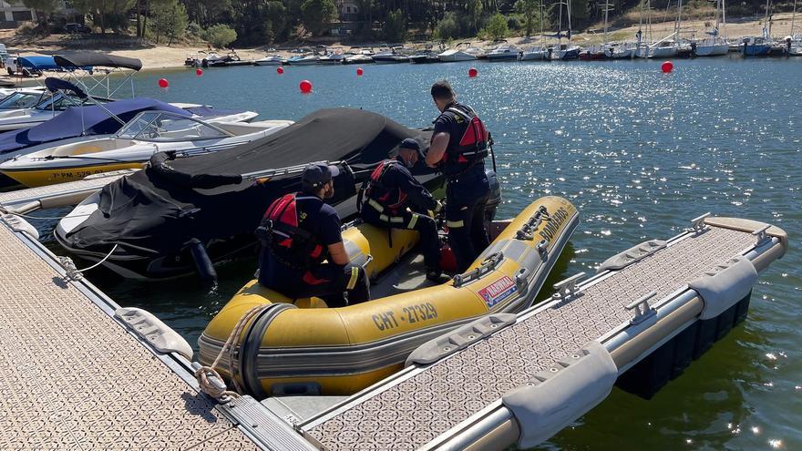 Hallan el cuerpo del joven de 23 años ahogado en el río Lozoya, en Madrid