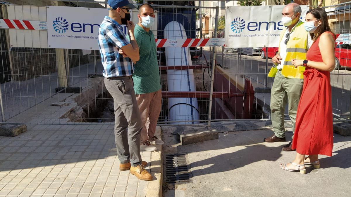 La técnica para renovar tuberías que evita la apertura de zanjas en las obras