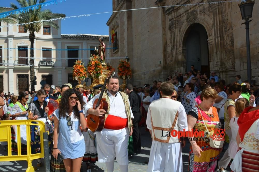 Comienzan las Fiestas de Cieza San Bartolomé 2018