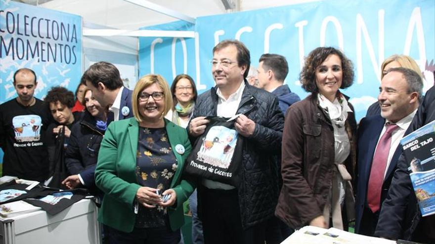 Las Diputación de Cáceres pone el acento en los territorios Unesco