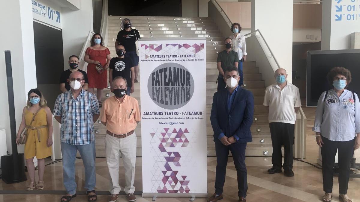 Imagen de la presentación de Fateamur.