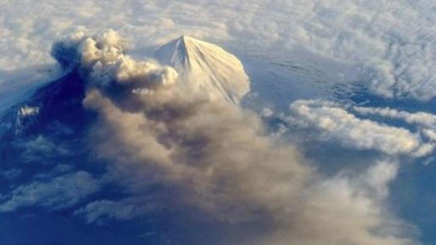 La ceniza volcánica influye en el clima más de lo pensado