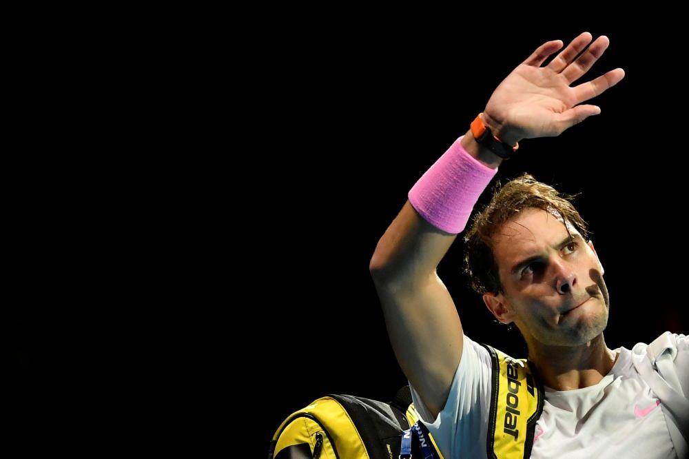 ATP Finals: Nadal - Zverev